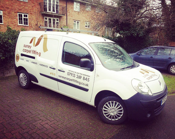 surrey carpet supplier