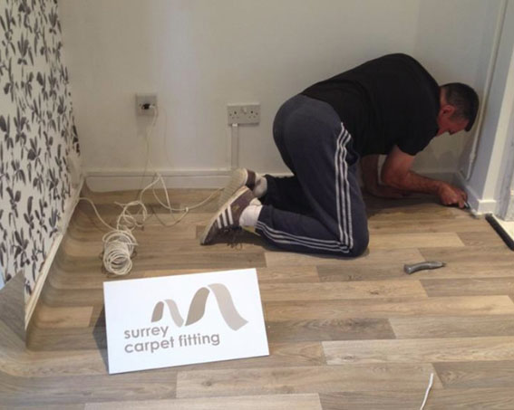 carpet fitting service surrey