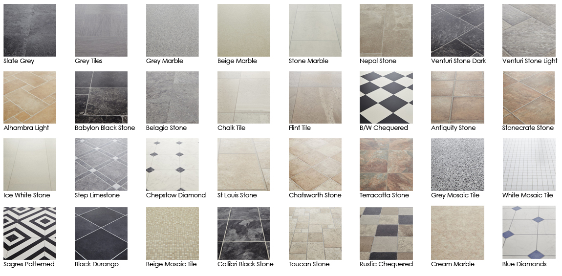 vinyl floor samples surrey