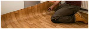 Wooden Vinyl Flooring Fitting - Surrey